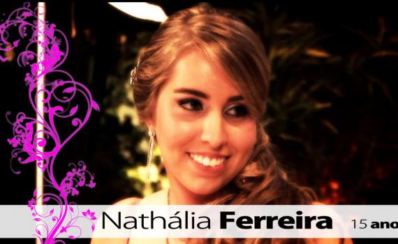 Filmagem dos 15 Anos Nathália Ferreira