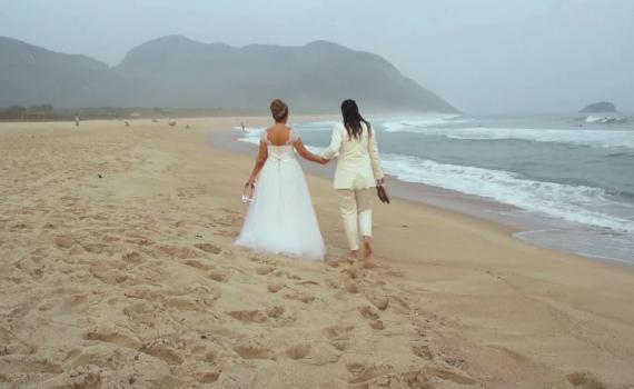 Video de Casamento Gabriela e Mariana